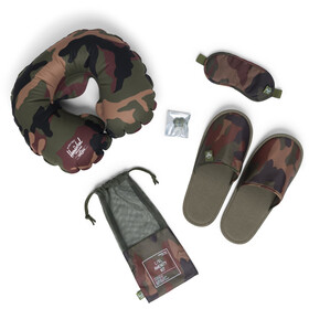 Herschel Amenity Kit L/XL, woodland camo